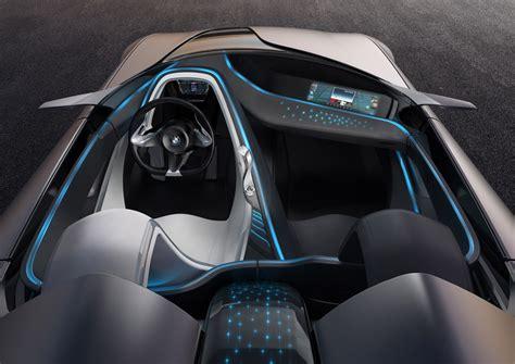 future cars inside smart fabric could make life like a giant smartphone