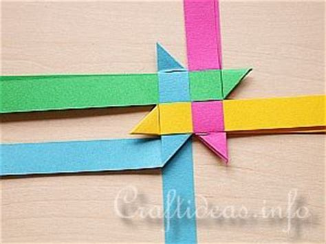 Make German Paper - free craft how to make a german paper