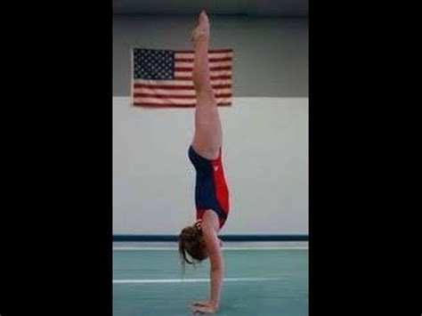 gymnastics guide to skills to work on at home beginner