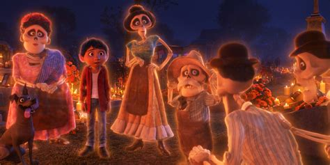 coco movie pixar s coco is it too scary for kids screen rant