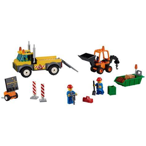Lego 10683 Juniorsroad Work Truck lego road work truck set 10683 brick owl lego marketplace