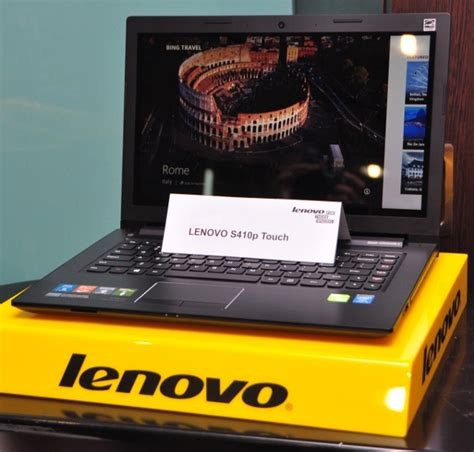 Laptop Lenovo Y410p lenovo announces new premium notebooks and tablets hardwarezone my