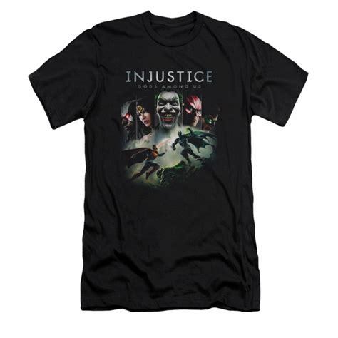 Moh Ali Vs Superman T Shirt injustice gods among us shirt slim fit superman vs batman
