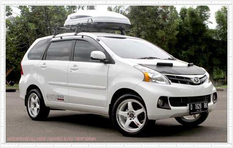 Lu Variasi All New Avanza Aksesoris Mobil All New Avanza Til Modis Dengan Harga