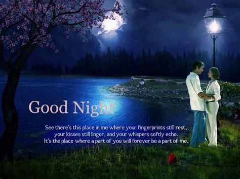 couple wallpaper good night good night romantic couple messages