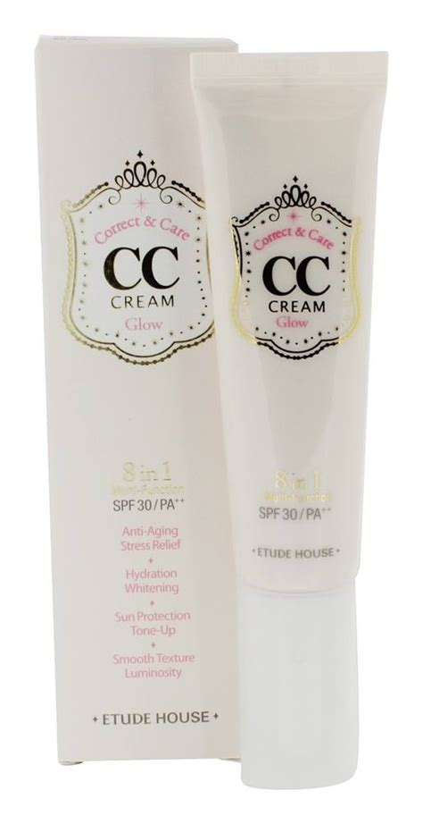 Etude House Cc Spf 30 Buy Etude House Correct Care Cc Glow 30 Spf 1