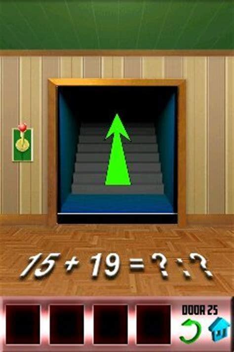 100 Doors Floors Level 25 - 100 doors level 25 walkthrough