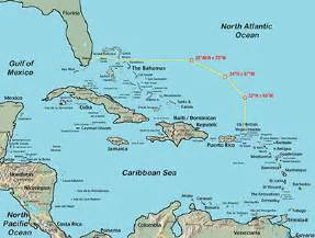 island florida map florida to the caribbean blue water sailing