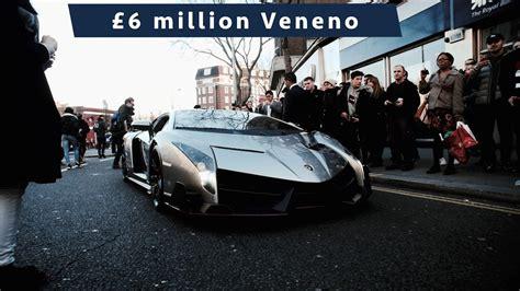 Lamborghini 6 Million by 163 6 Million Lamborghini Veneno Versus Angry White