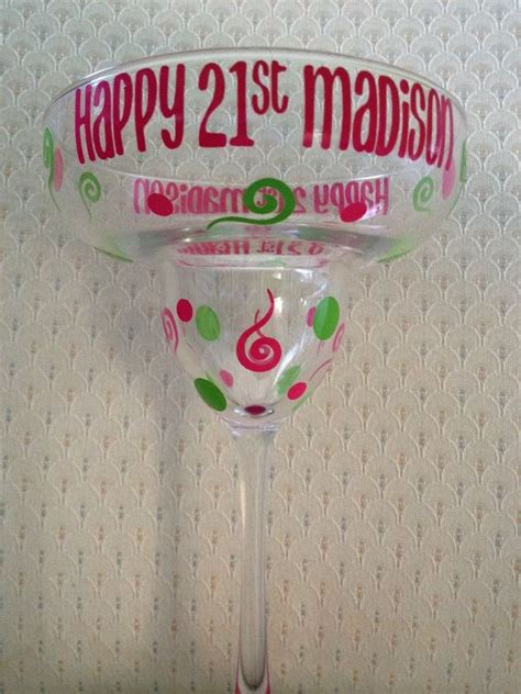 birthday margarita glass best 25 margarita glasses ideas on margarita