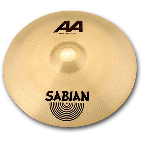 Sabian Aa Bright Crash Cymbal 16 sabian aa rock performance set 14 hi hats 16 crash 20 ride at gear4music