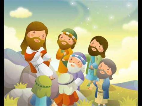 imagenes biblicas de jesus con niños jesus ama a los ni 241 os youtube
