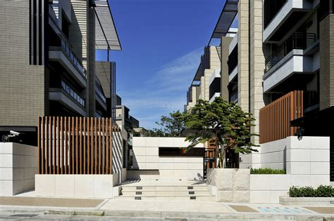Contemporary Floor Plan by Contemporary Housing Residential Buildings E Architect