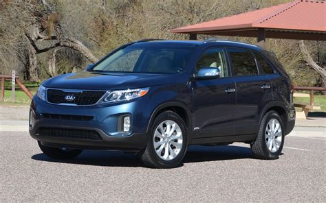 Kia Sorento Change 2014 Kia Sorento Korean Style Luxury The Car Guide