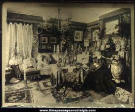 old victorian era home interior photograph tpnc