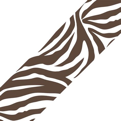 zebra print wallpaper for walls animal instinct stripe brown zebra print wall border