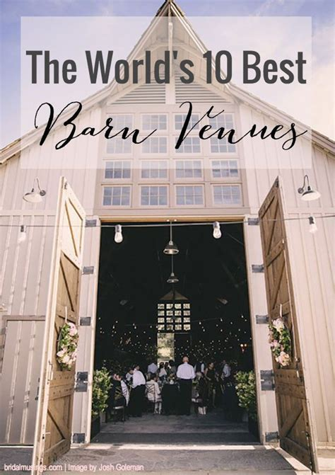 Best 25  Barn wedding venue ideas on Pinterest   Party