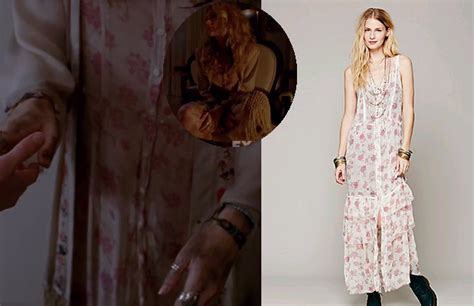 Frock Horror Of The Week What Not To Wear To Prom by American Horror Story Season 3 Episode 8 S Floral