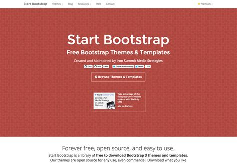clean blog bootstrap blog theme start bootstrap the ultimate guide to bootstrap webdesigner depot