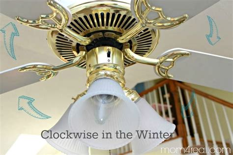 Ceiling Fan Switch Up Or by Change Ceiling Fan Direction In Winter Summer And Save