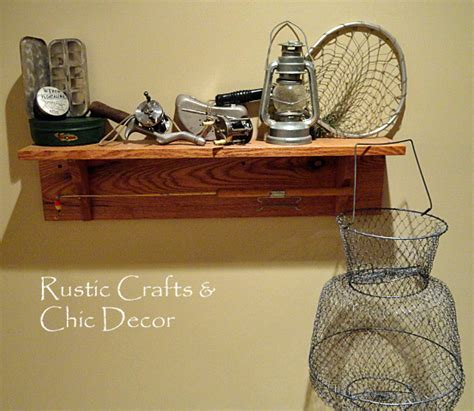 hunting and fishing home decor vintage fishing decorating ideas gone fishin