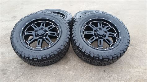 Toyota Oem Tires 20 Quot Toyota Tundra Oem 2016 Tss Black Wheels And Tires