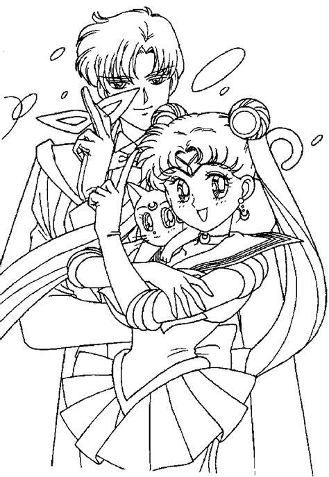Sailor Moon Coloring Book Pages Az Coloring Pages Sailor Moon Princess Coloring Pages Printable
