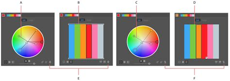 color schemes illustrator work with color groups harmonies in illustrator
