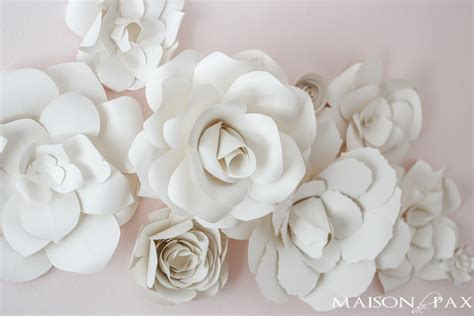 How To Make Paper Flowers For Wall - simple and unique diy paper decorations