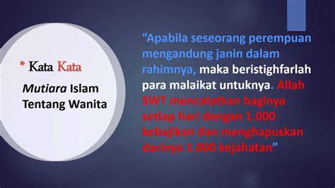 kata kata bijak muslimah sholehah  menyejukan hati