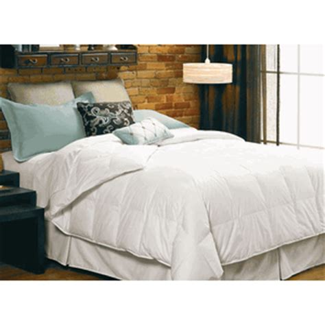 summer weight down alternative comforter summer weight baffle boxstitch down alternative comforter