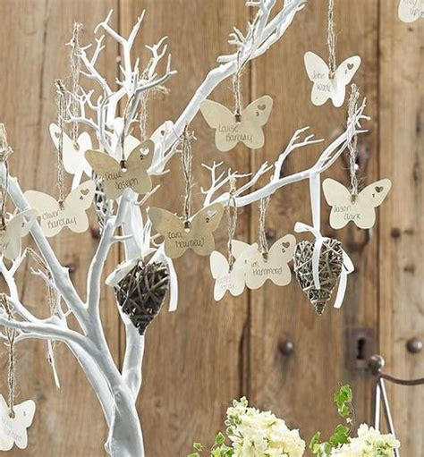 white tree decorations uk 17 best ideas about butterfly wedding on