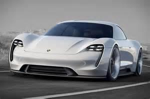 Future Porsche Porsche Electric Mission E Concept Wordlesstech