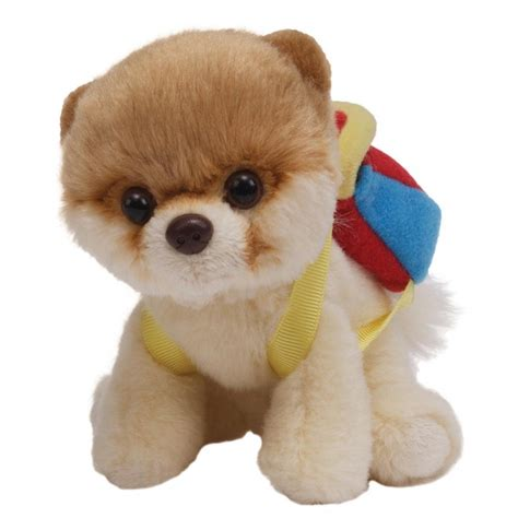 Gund Itty Bitty Boo Bee gund bitty boo itty bitty boo with backpack the worlds