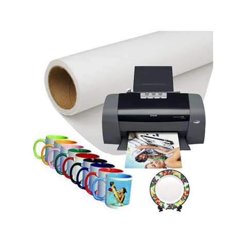 Printer Transfer Paper 75gsm white color fast sublimation paper for high