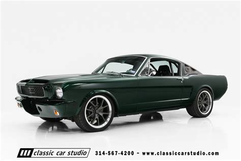 mustang classic 1965 ford mustang fastback classic car studio