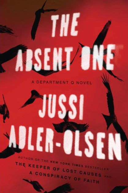 libro nasty galaxy the absent one department q series 2 by jussi adler olsen hardcover barnes noble 174