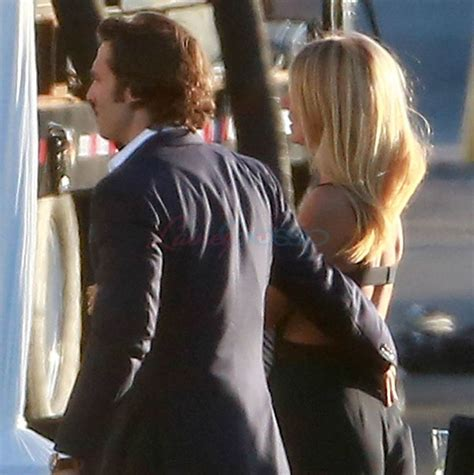 it s robert downey jr s 50th birthday instyle first photos of gwyneth paltrow with brad falchuk together