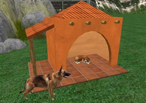 dog house delaware second life marketplace adobe villa de perro dog house doghouses