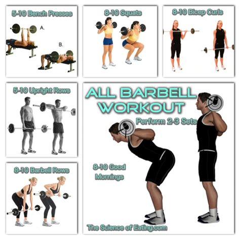 benching workout full body workouts