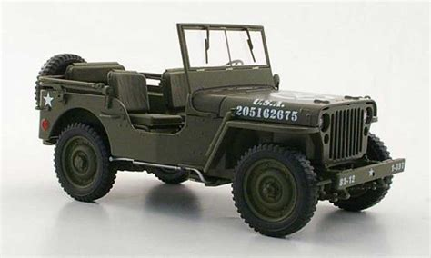 Jeep Us Jeep Willys U S Army Olivgreen Welly Diecast Model Car 1