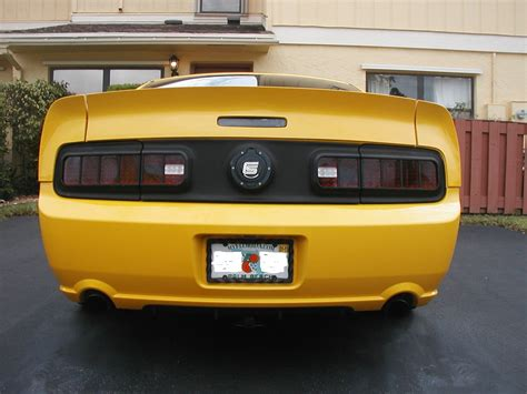 cervini shelby tail lights post your cervini s tail light conversion the mustang