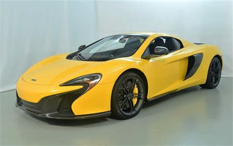 2016 mclaren 650s spider for sale in norwell ma 006190