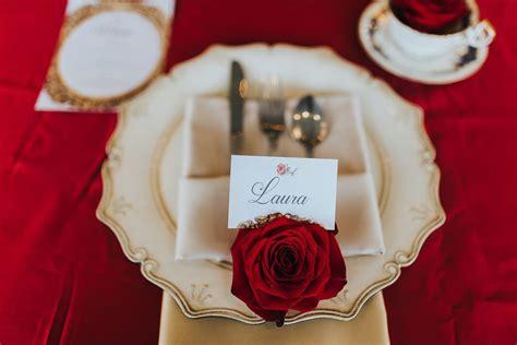 Wedding Inspiration: Beauty & the Beast   BridalGuide
