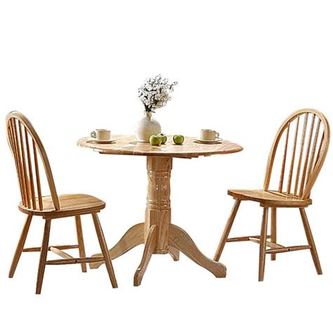 drop leaf dining set