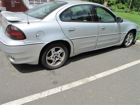 Pontiac Grand Am Gt Parts Buy Used 2003 Grand Am Gt Siver Not Starting Fix Yourself