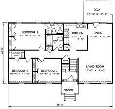 1000 ideas about split level house plans on pinterest 1000 images about house plans on pinterest ranch house