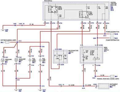 headlight wiring diagram 2006 f150 fixya
