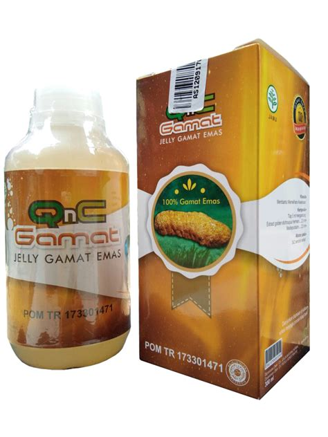 Qnc Jelly Gamat Lombok penjual qnc jelly gamat di lombok list obat herbal