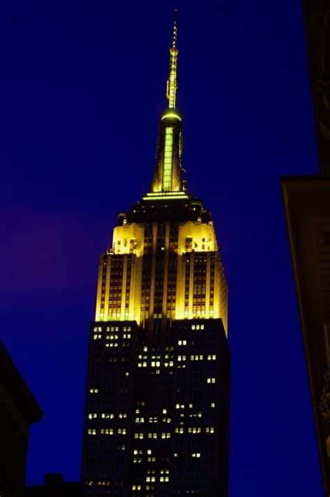 Empire State Building Lights Schedule by Tower Lighting 2015 06 11 00 00 00 Empire State Building